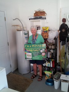 water heater winner
