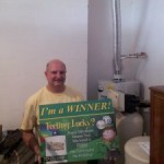 Congratulations to Our Latest Winner Mr. Schweizer!