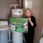 Congratulations to Our Latest Winner, MRS. ROBINSON!