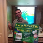 Congratulations to Our Latest Winner, Mr Sabot!