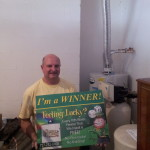 Congratulations to Our Latest Winner, Mr. Schweizer!