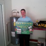 Congratulations to Our Latest Winner, Mr. Roux!
