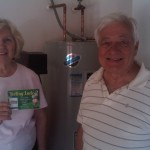 Congratulations to Our Latest Winner, Mr. and Mrs. Sullins!