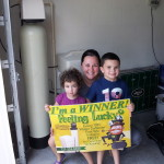 Congratulations to Our Latest Winner, REYES - CARNEY!