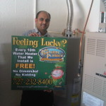 Congratulations to Our Latest Winner, Mr. Patel!