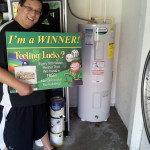 Congratulations to Our Latest Winner, Mr. Salud!